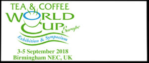 tea & coffee world cup 2018
